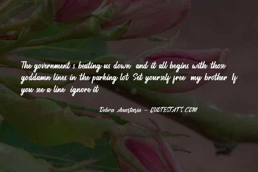 Debra Anastasia Quotes #1832778
