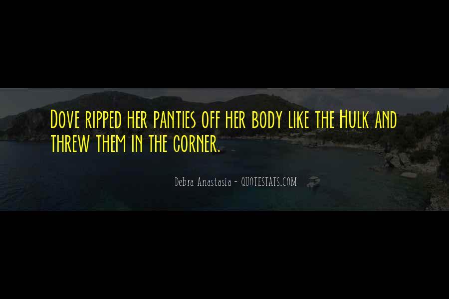 Debra Anastasia Quotes #1872661