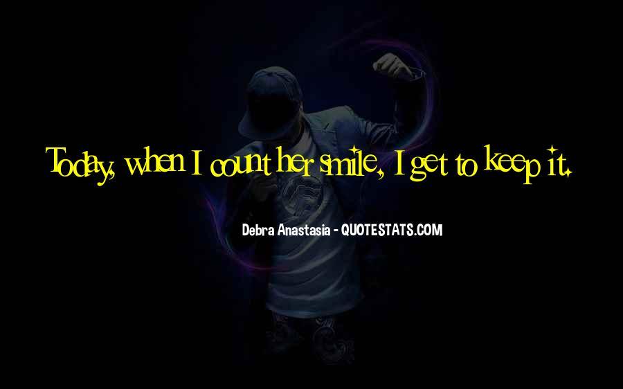 Debra Anastasia Quotes #45343