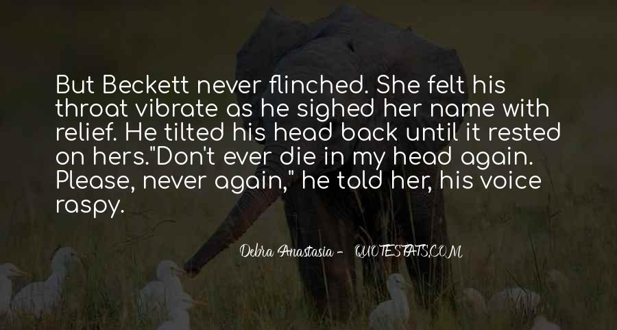 Debra Anastasia Quotes #514886