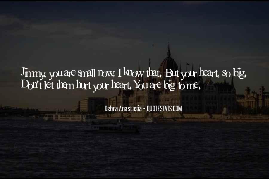 Debra Anastasia Quotes #535674