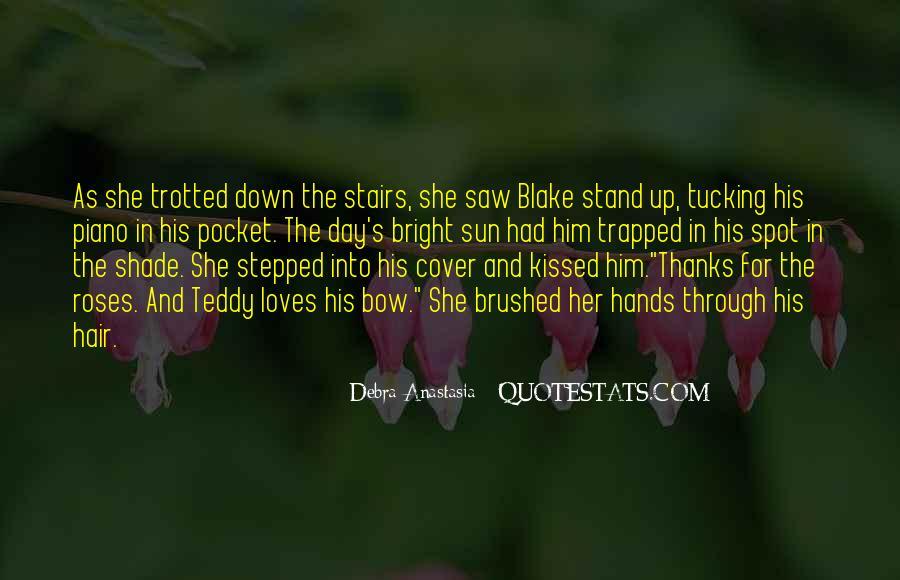 Debra Anastasia Quotes #574653