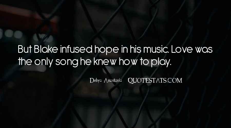 Debra Anastasia Quotes #770138