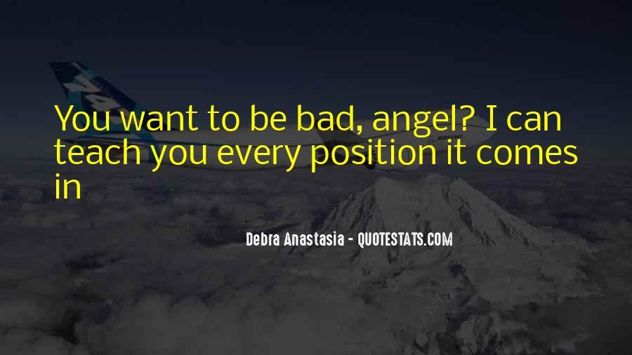 Debra Anastasia Quotes #849133
