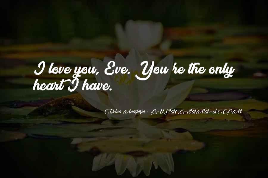 Debra Anastasia Quotes #981178