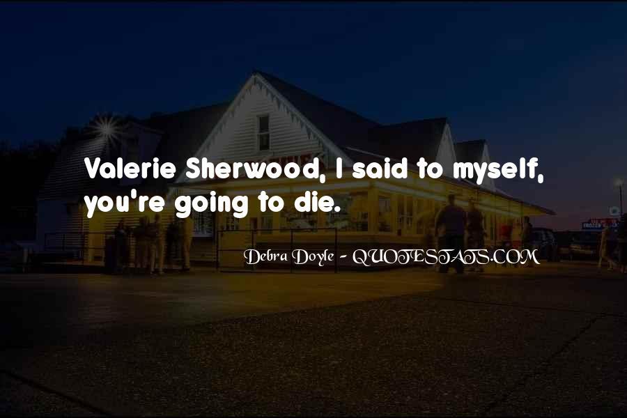 Debra Doyle Quotes #271440