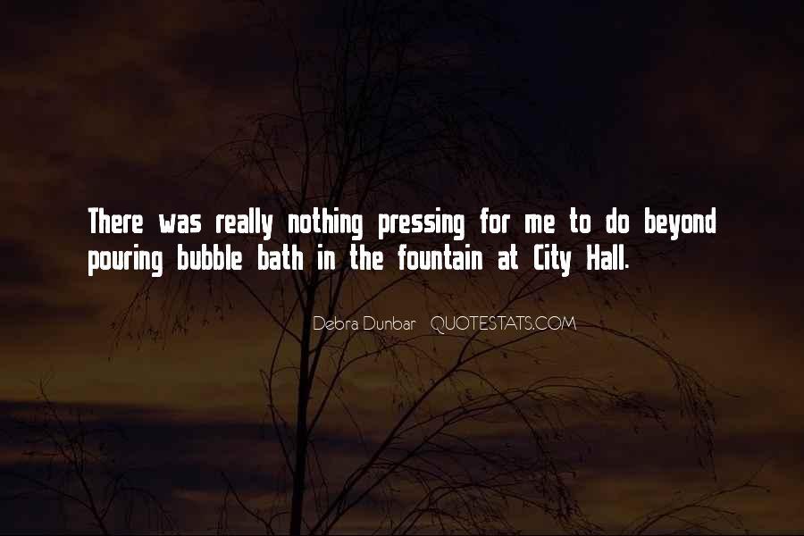 Debra Dunbar Quotes #506244