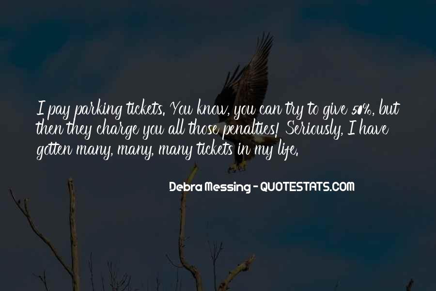 Debra Messing Quotes #1394236