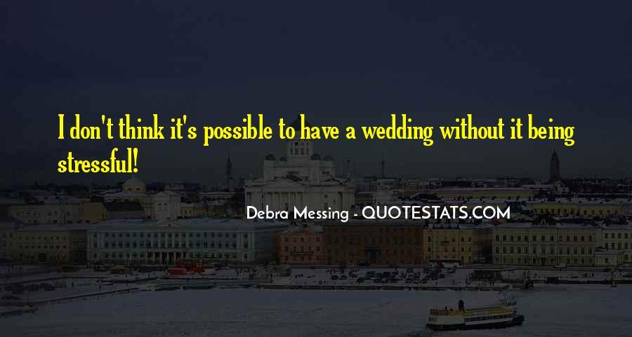 Debra Messing Quotes #145361
