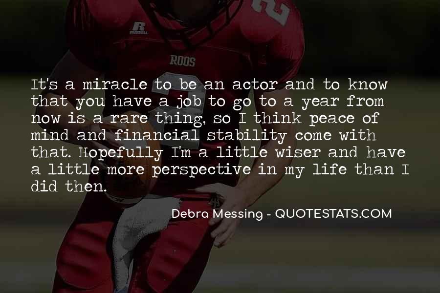 Debra Messing Quotes #1749350