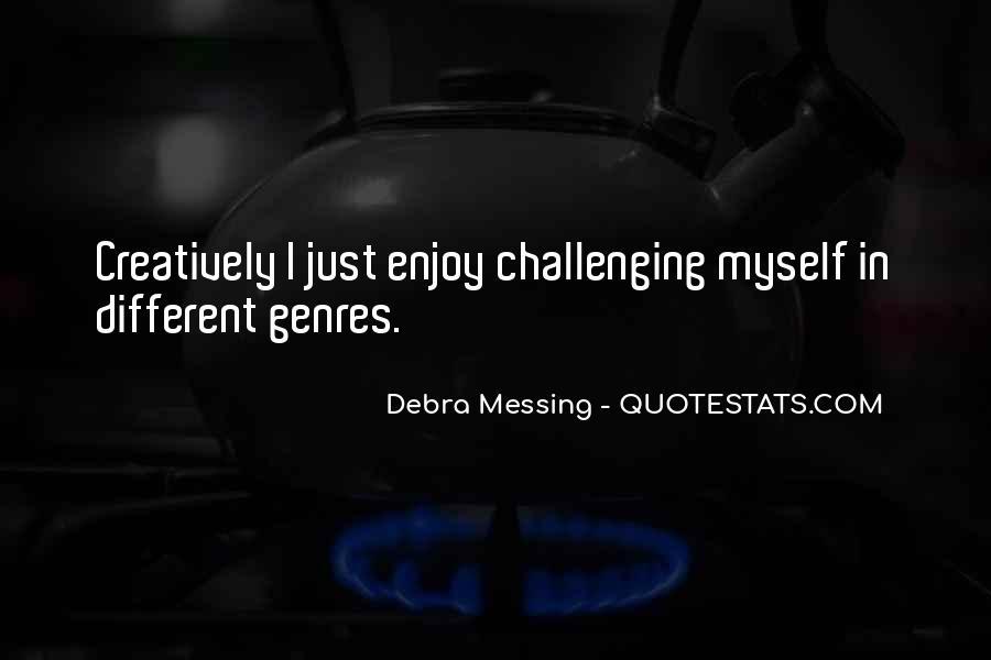 Debra Messing Quotes #218082