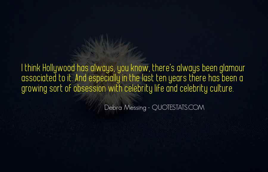 Debra Messing Quotes #32801