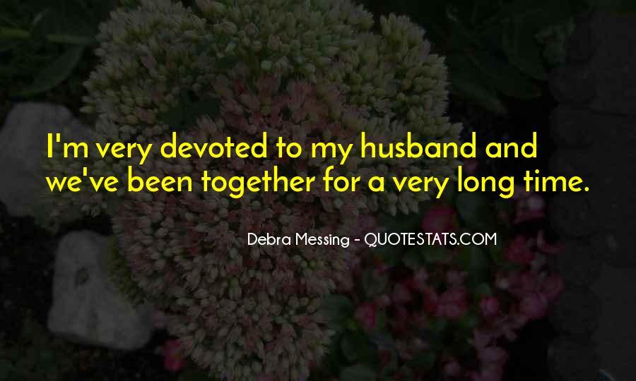 Debra Messing Quotes #503193