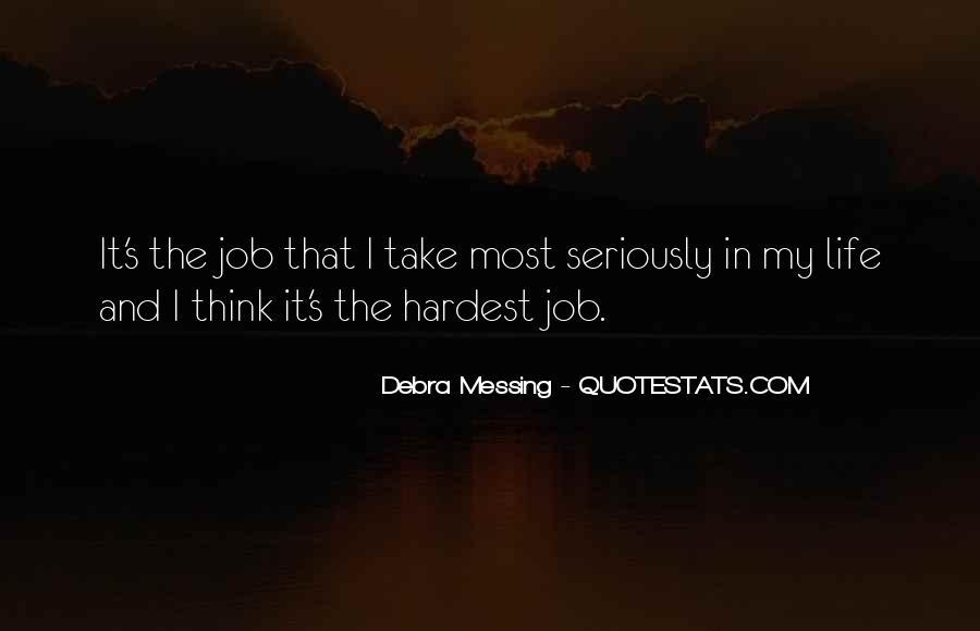 Debra Messing Quotes #523888