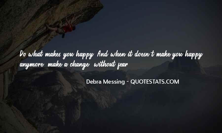 Debra Messing Quotes #593946