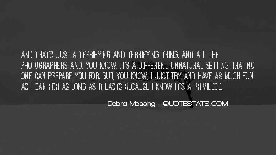Debra Messing Quotes #894934