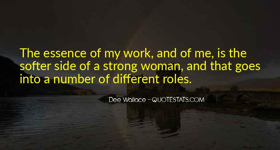 Dee Wallace Quotes #439848