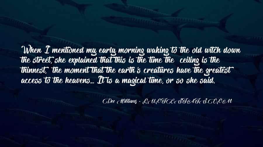Dee Williams Quotes #161783