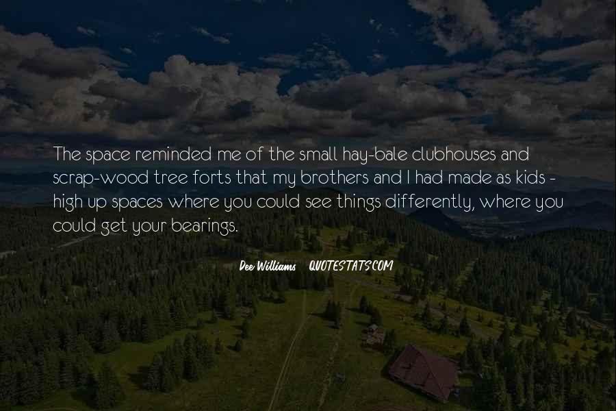 Dee Williams Quotes #594997