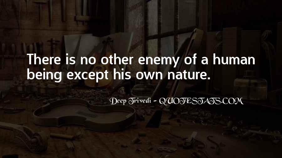 Deep Trivedi Quotes #1519069