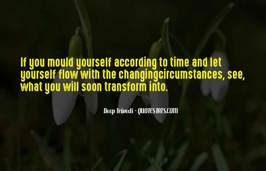 Deep Trivedi Quotes #41226