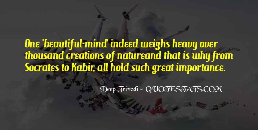 Deep Trivedi Quotes #866650