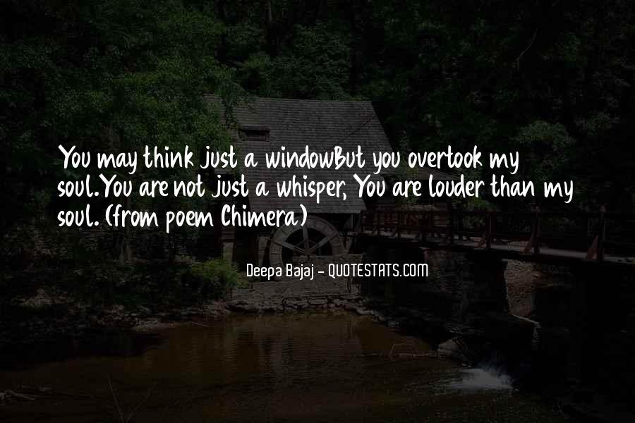 Deepa Bajaj Quotes #980992