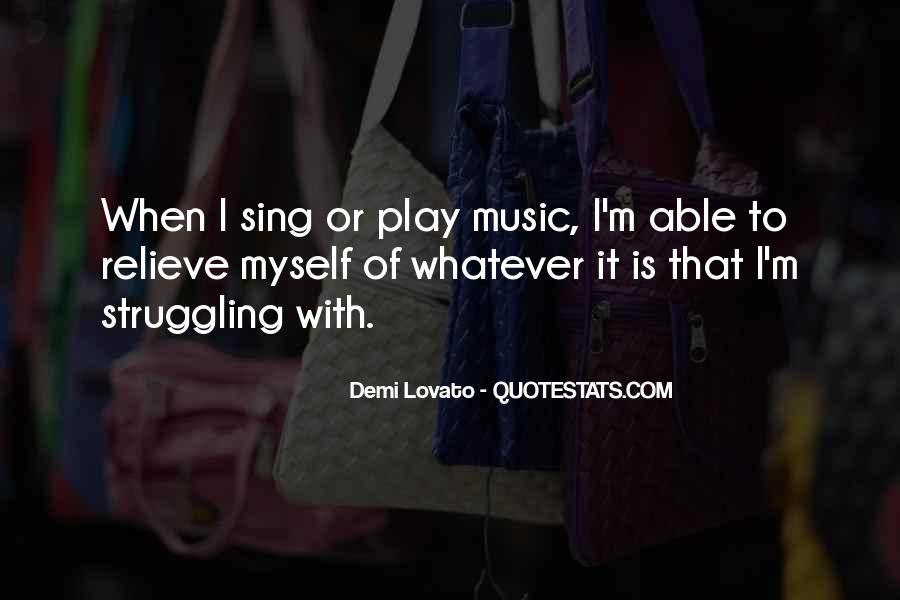 Demi Lovato Quotes #110984