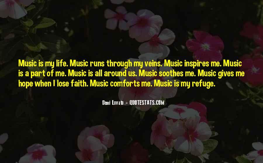 Demi Lovato Quotes #1201067
