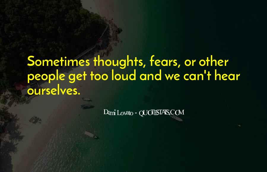 Demi Lovato Quotes #1212723