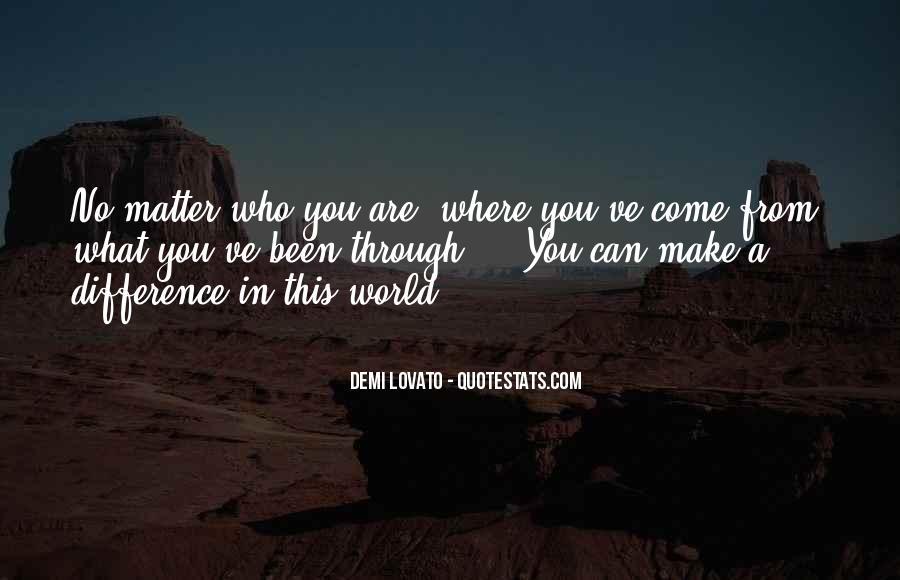 Demi Lovato Quotes #1278304