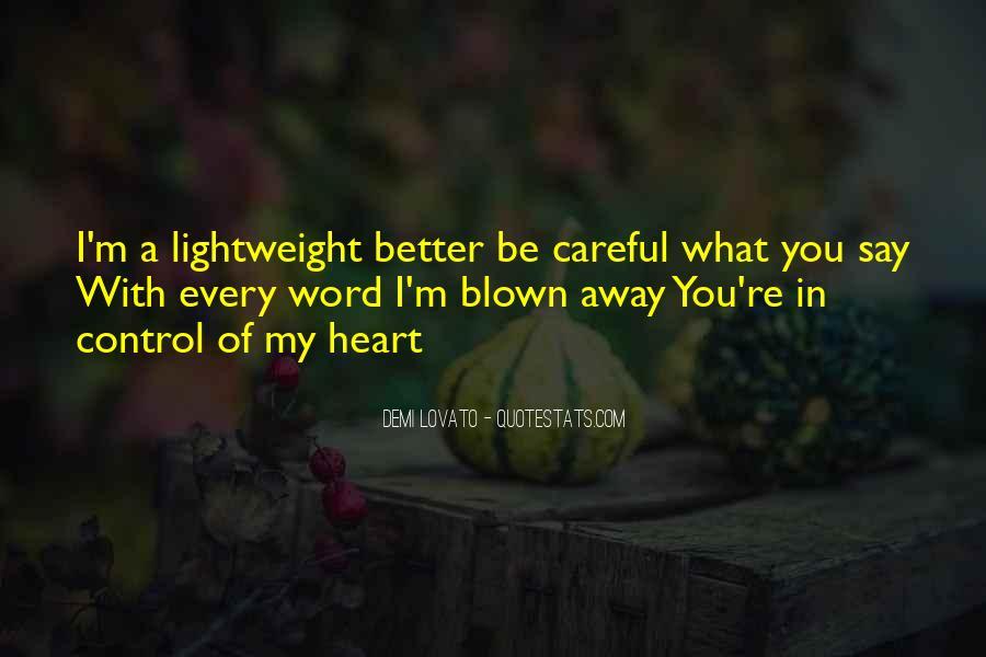 Demi Lovato Quotes #1278397