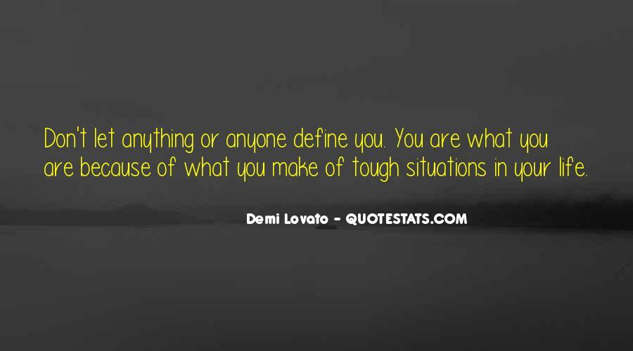 Demi Lovato Quotes #1426915