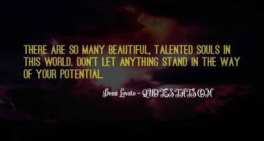 Demi Lovato Quotes #1581377