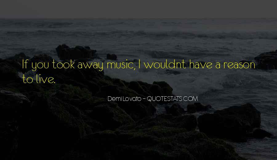 Demi Lovato Quotes #1640933