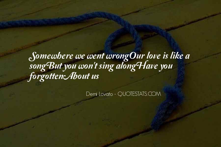 Demi Lovato Quotes #175656