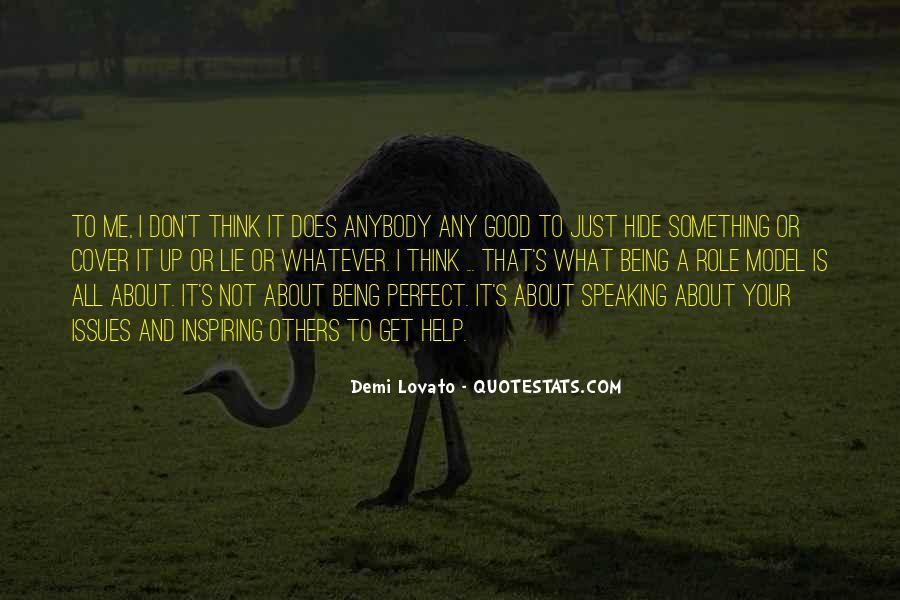 Demi Lovato Quotes #257777