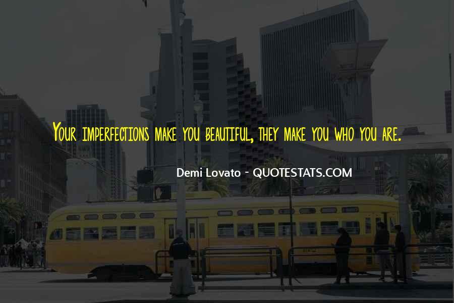 Demi Lovato Quotes #349631