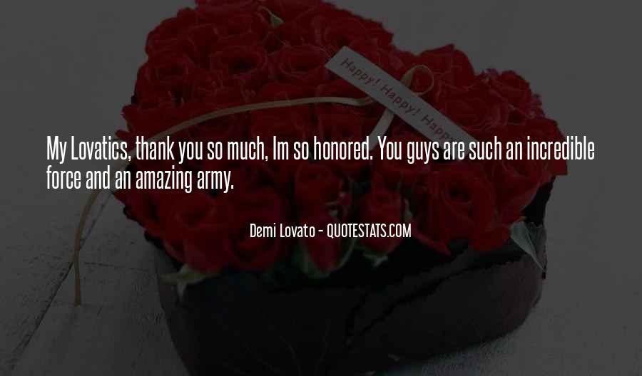Demi Lovato Quotes #37450