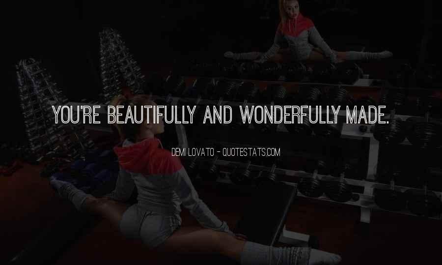 Demi Lovato Quotes #435676