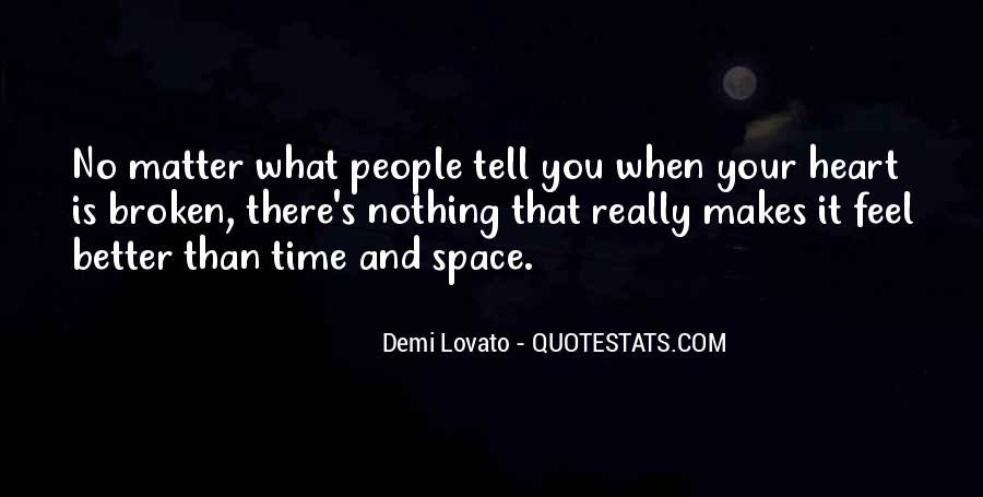 Demi Lovato Quotes #511548