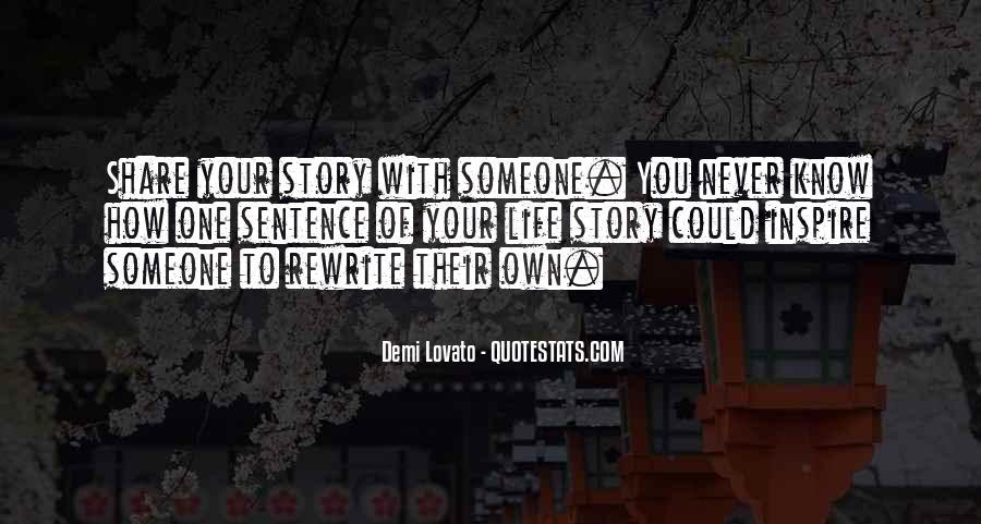 Demi Lovato Quotes #709666