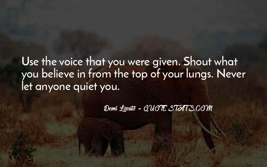 Demi Lovato Quotes #74426