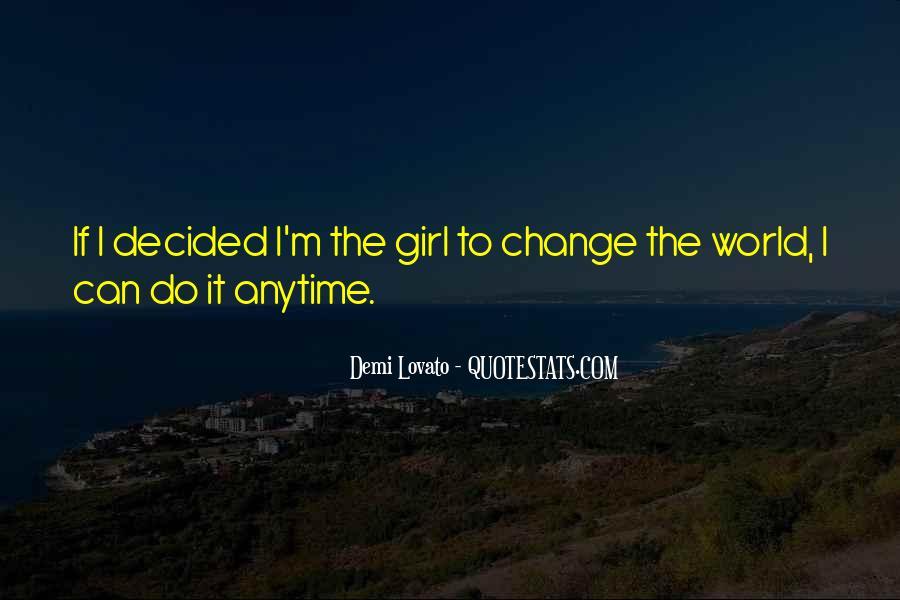 Demi Lovato Quotes #844751