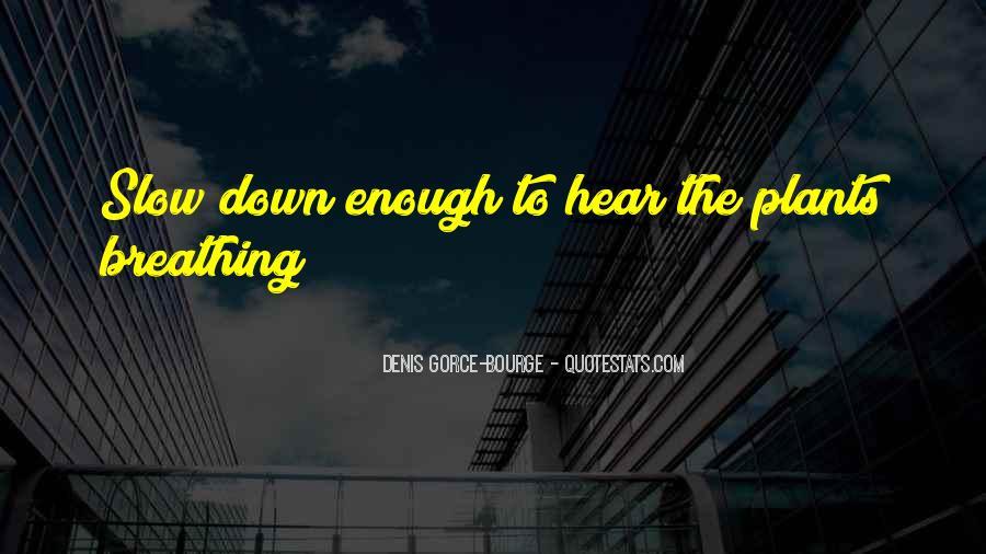 Denis Gorce-Bourge Quotes #1566317