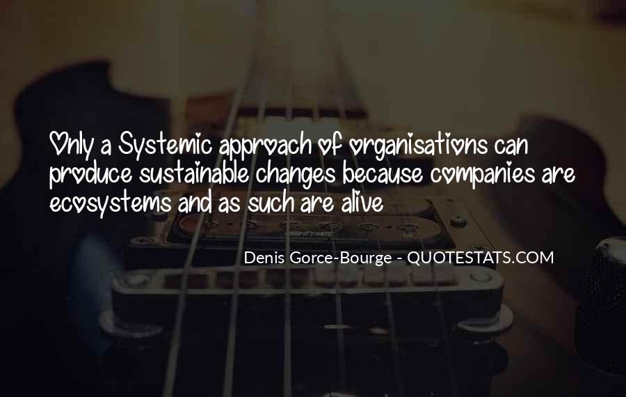 Denis Gorce-Bourge Quotes #22936