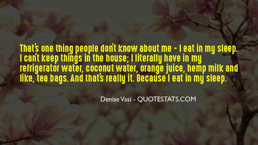 Denise Vasi Quotes #345941