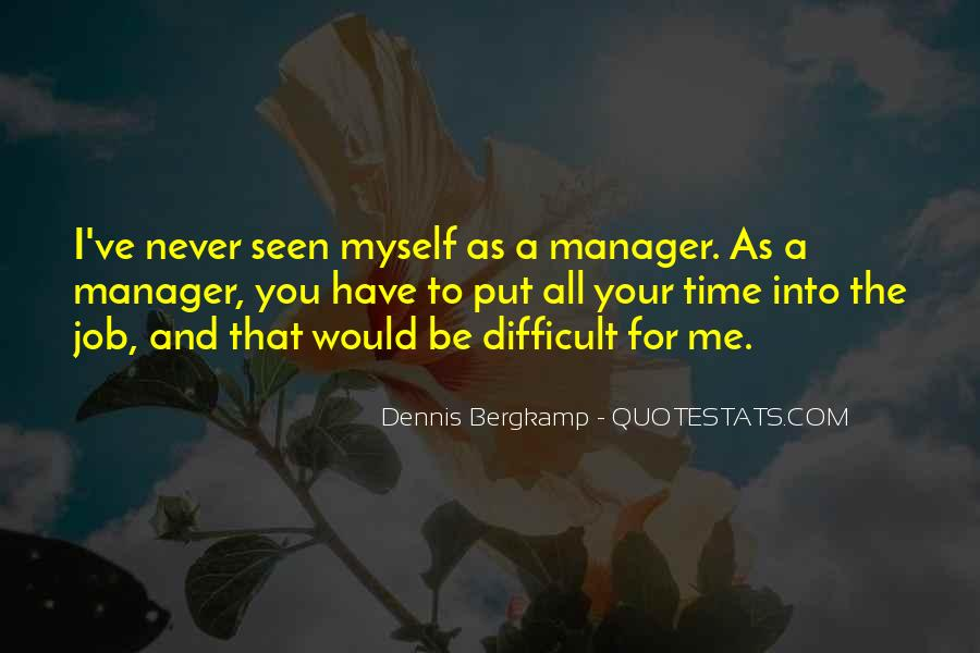 Dennis Bergkamp Quotes #837215