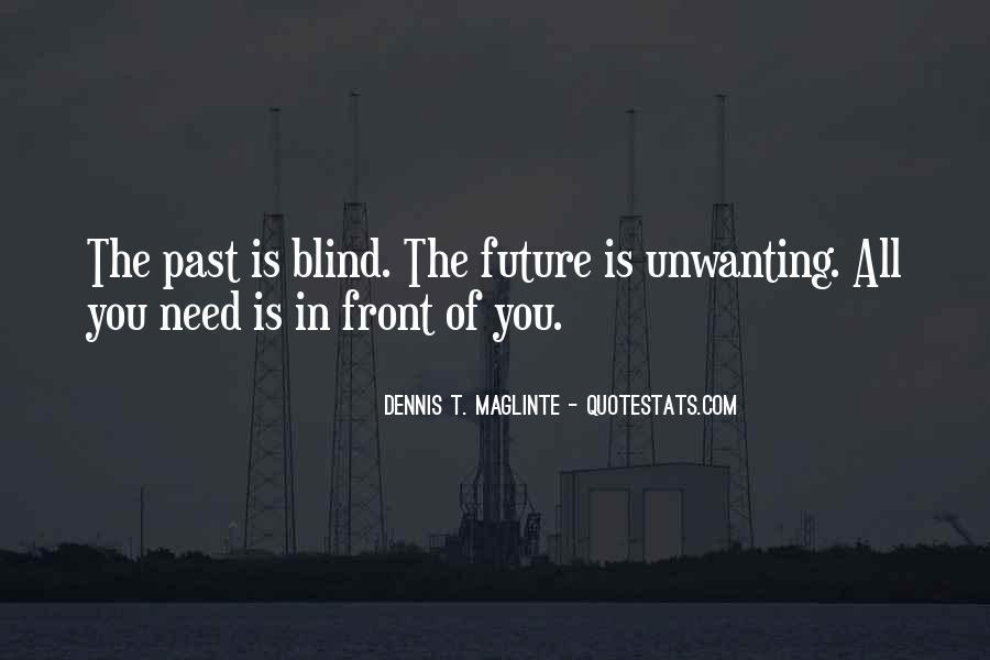 Dennis T. Maglinte Quotes #185781