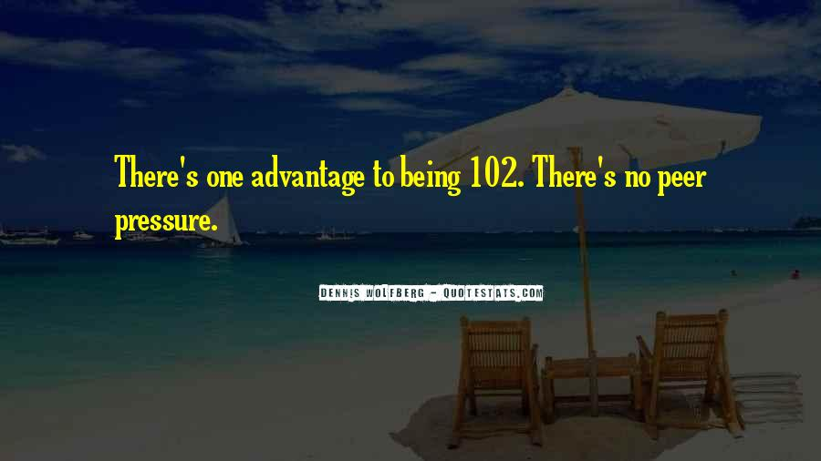 Dennis Wolfberg Quotes #922883